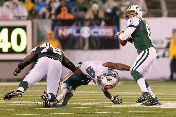 Jets-Dolphins Injury Report
