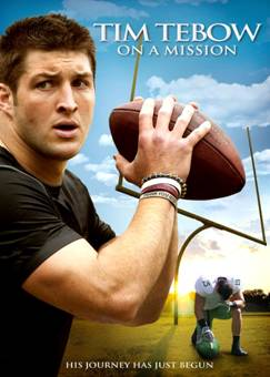 Win A Tim Tebow DVD