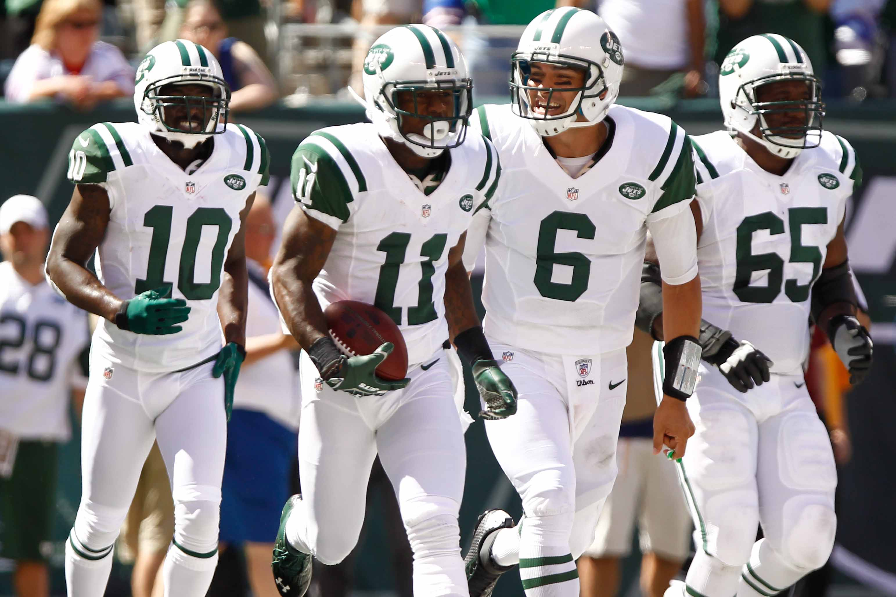 NY Jets Bounce Bills, 48-28
