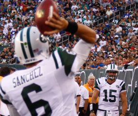 Mark Sanchez On His Receivers