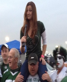 NY Jets Tailgate (vs Houston Texans)