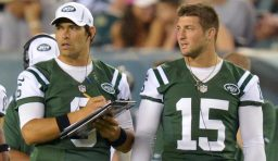 Sanchez And Tebow: Jets Are Painted Into A Corner
