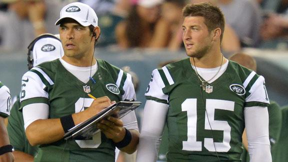 The NY Jets QB Situation