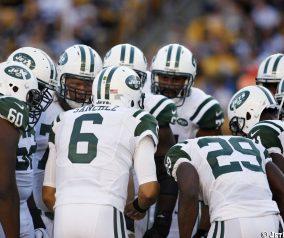 Patriots At NY Jets Game Preview