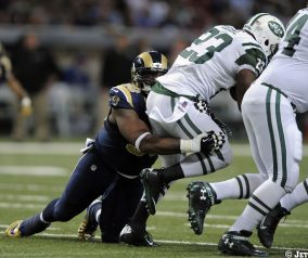 Jets Run Over Rams, 27-13