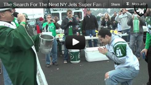 Jets \ Cardinals Tailgating Video