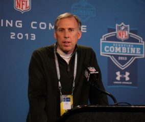 Idzik, Bradway, Bauer Talk Draft, Revis And Tebow At Press Conference