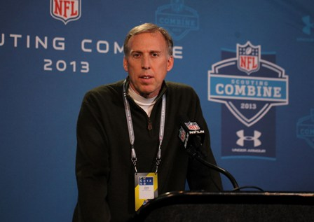 "John Idzik: ""You're Going To Stick To What You Believe In"""