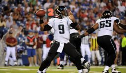 David Garrard Is Back