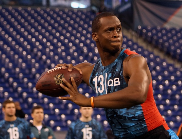 Jets Select QB Geno Smith (2nd Round – 39th Overall)