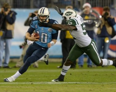 2013 Roster Preview: Linebackers