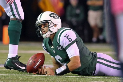 The Jets Phony Quarterback Competition