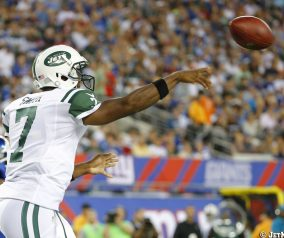 Jets Fall To Ravens, 19-3