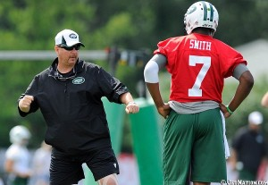Marty Morhinweg, Geno Smith