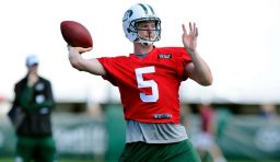 Jets Send Simms Packing