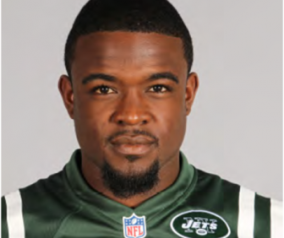 NY Jets RB Goodson Indicted