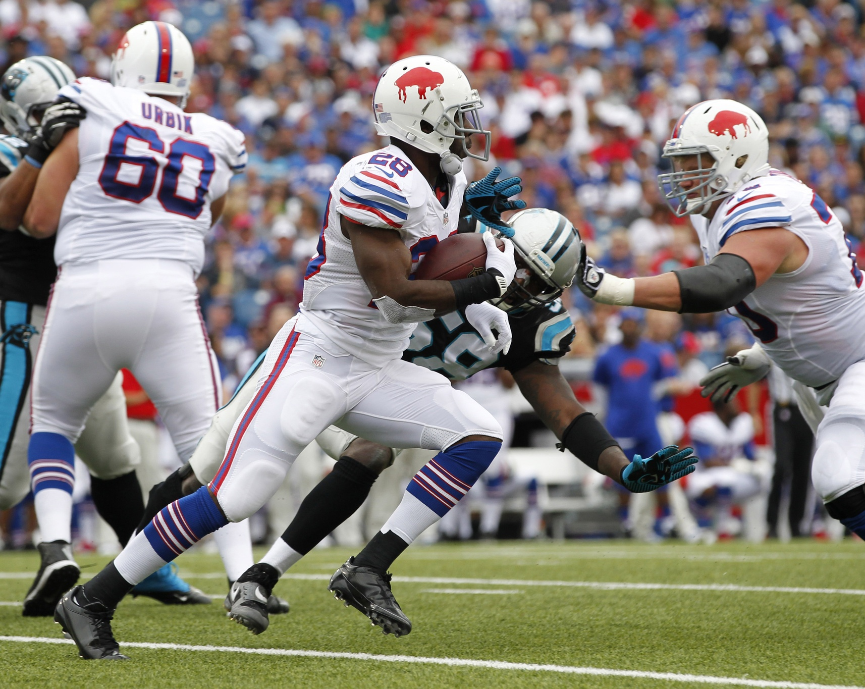 Buffalo Bills Players To Watch