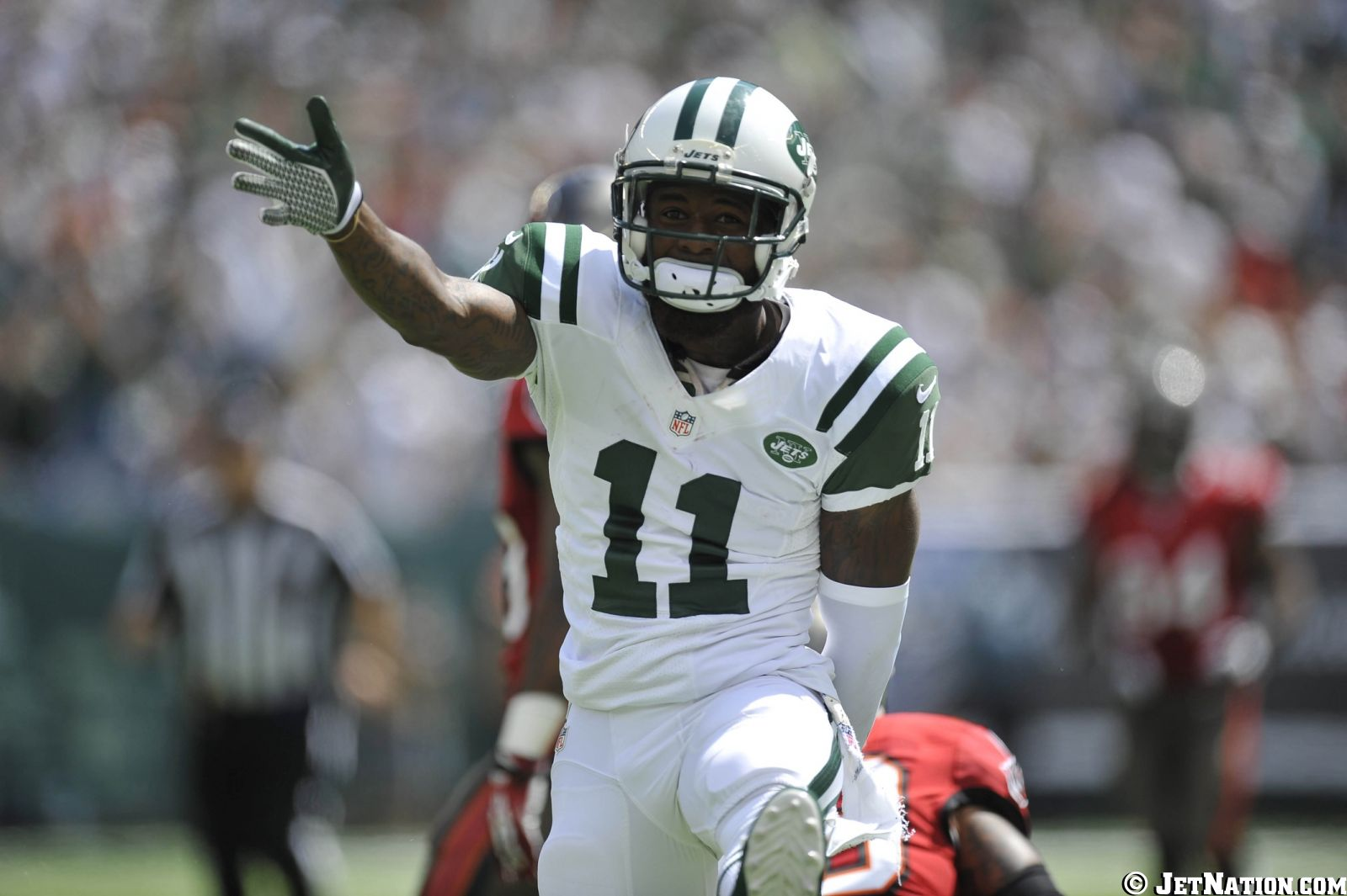 Jeremy Kerley Signs 4 Year Contract Extension
