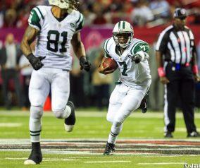 Jets Upset Falcons, 30-28