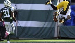 Jets Fall To Steelers, 19-6