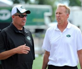 Geno Smith Will Determine Ryan's Fate