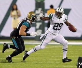 Bilal Powell; The Forgotten Man