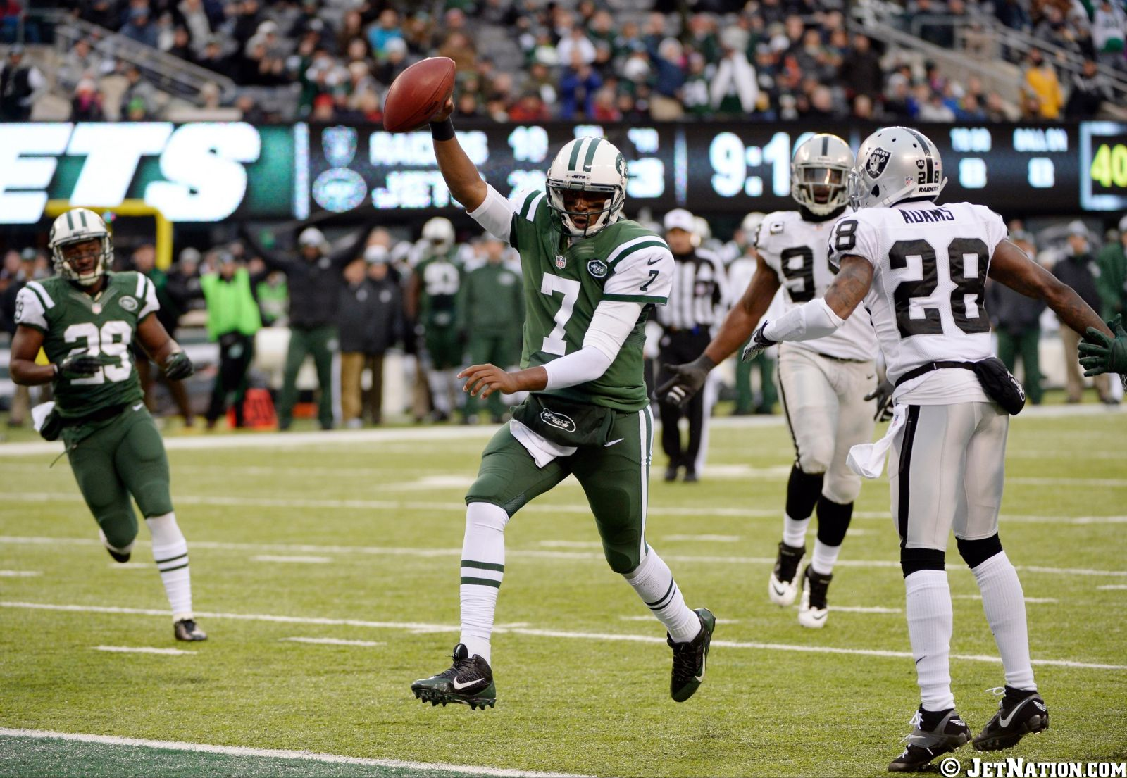 Geno Smith Believes He Will Start