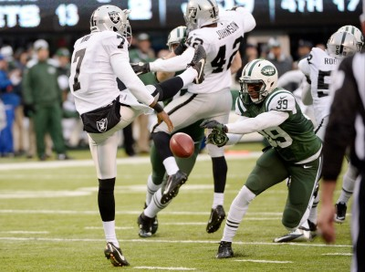 Offense Shows Up Against Raiders (JetNation Radio)