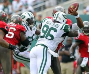 Jets Exercise Wilkerson's 5th Year Option