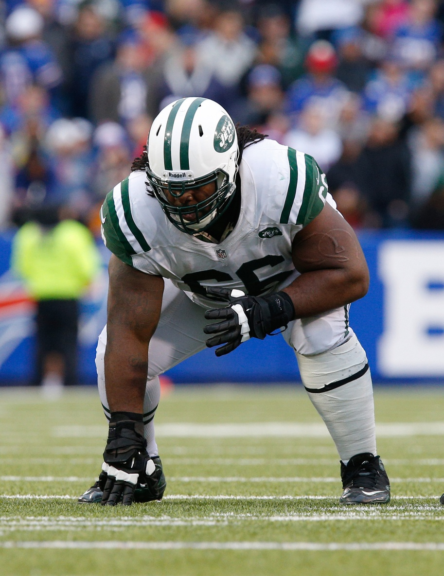 Willie Colon to Stay With Jets