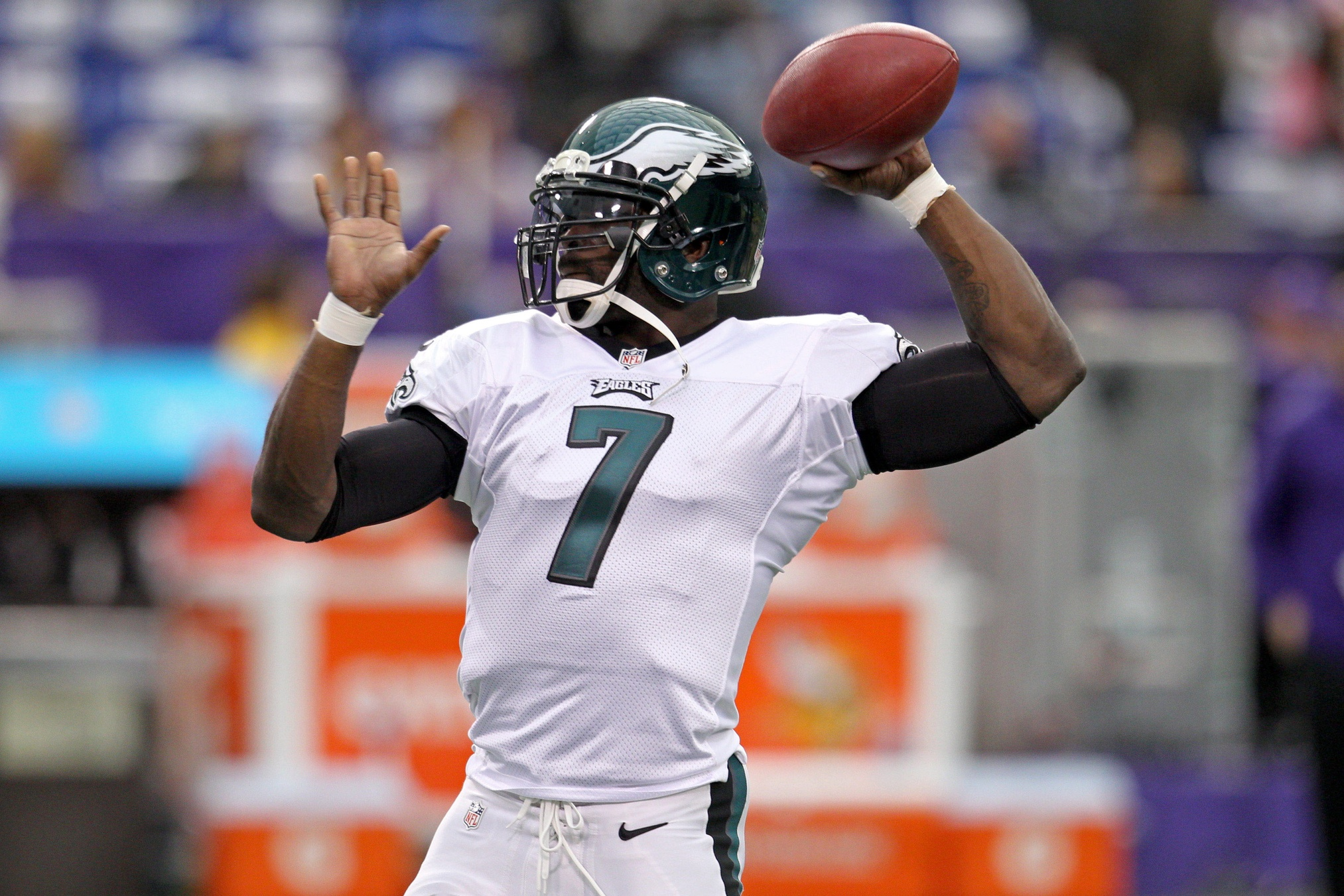 QB Michael Vick To Visit NY Jets