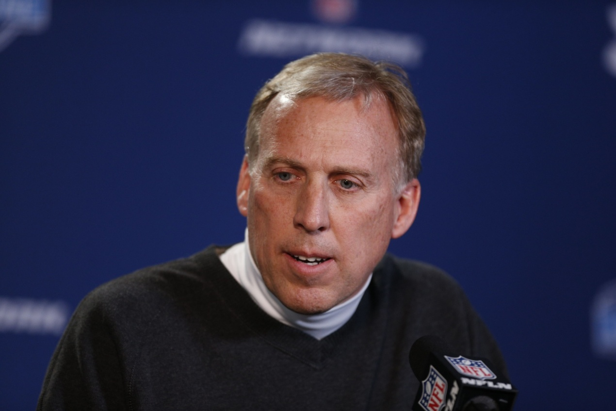 GM John Idzik Building A Great NY Jets Team