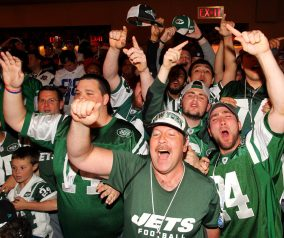 Who Is The Biggest Jets Fan You Know?