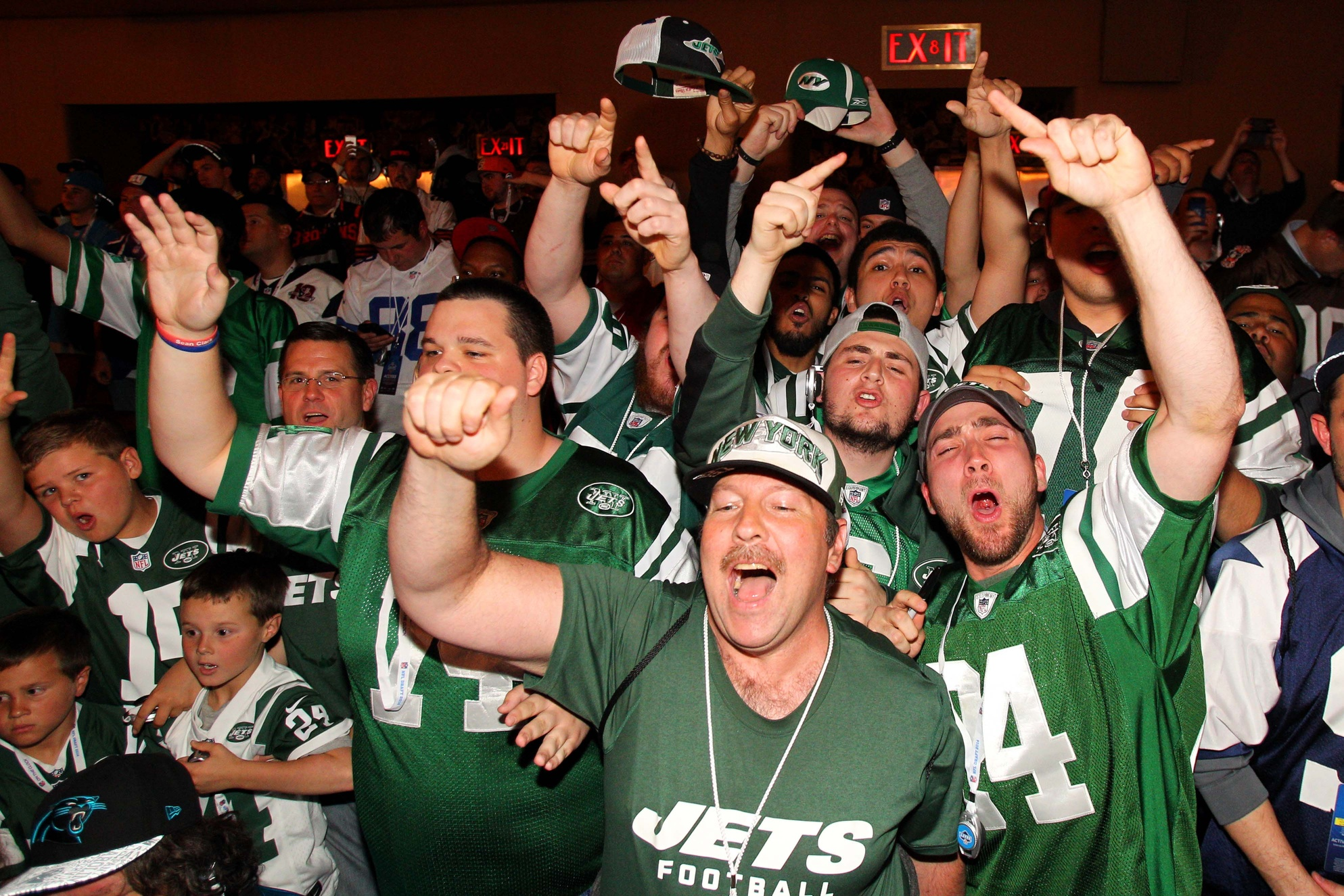 4-12 Finish Nets 6th Pick For Jets