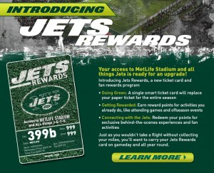 Jets Rewards