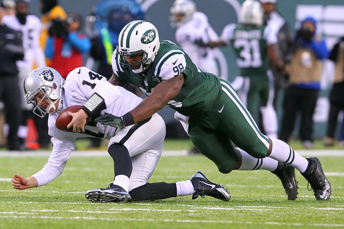 Jets' Coples Should be in a Hurry to Make More Plays
