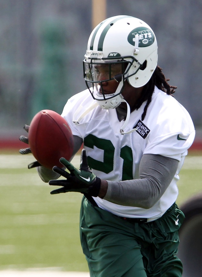 NY Jets Minicamp Photo Gallery