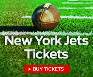 NY Jets Tickets Anyone?