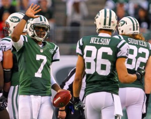Geno Smith, David Nelson, Zach Sudfeld