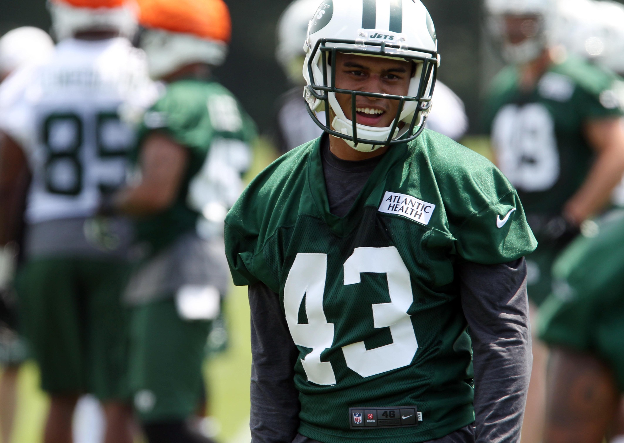 Jets Update Practice Squad; McDougle Returns