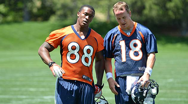 Denver Broncos Players To Watch