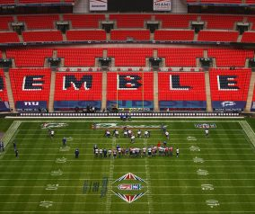 Jets \ Dolphins In London