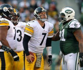 Jets \ Steelers Post Game Notes