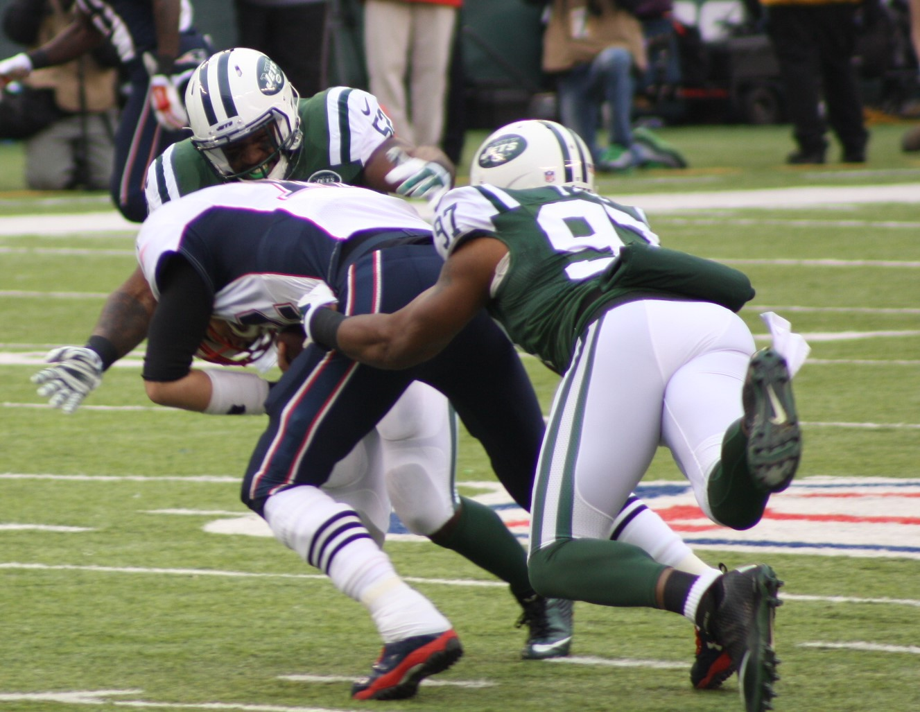Has David Harris Played his Final Game as a New York Jet?