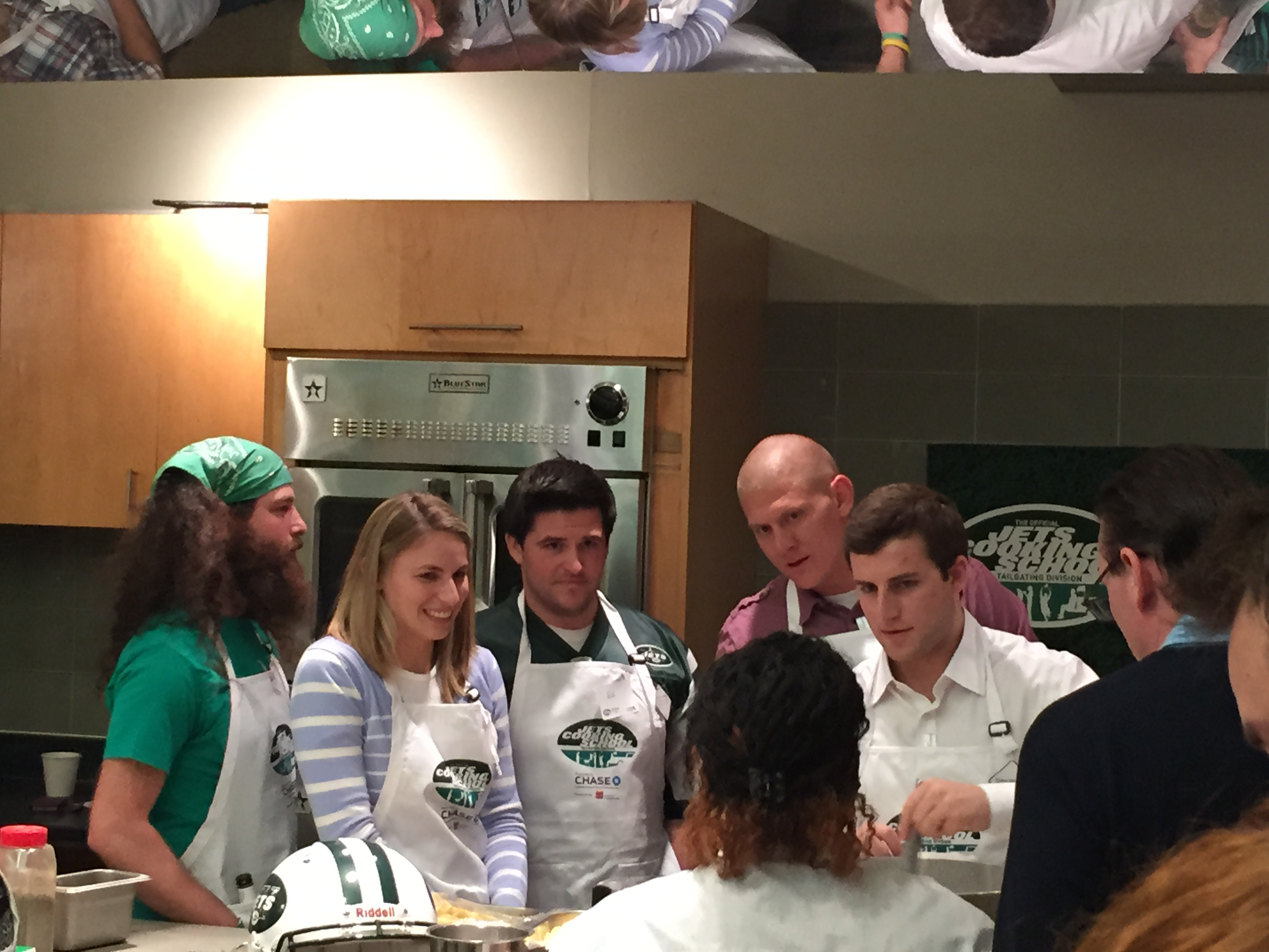 Southern Cooking With The Jets & ICE