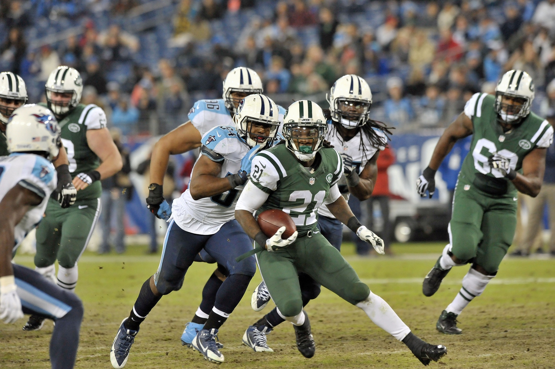 New York Jets Report Card: Week 15