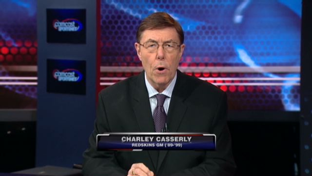 Schefter: Woody To Hire Charley Casserly As A Consultant