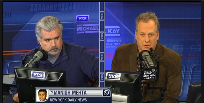 Manish Interview On The Michael Kay Show