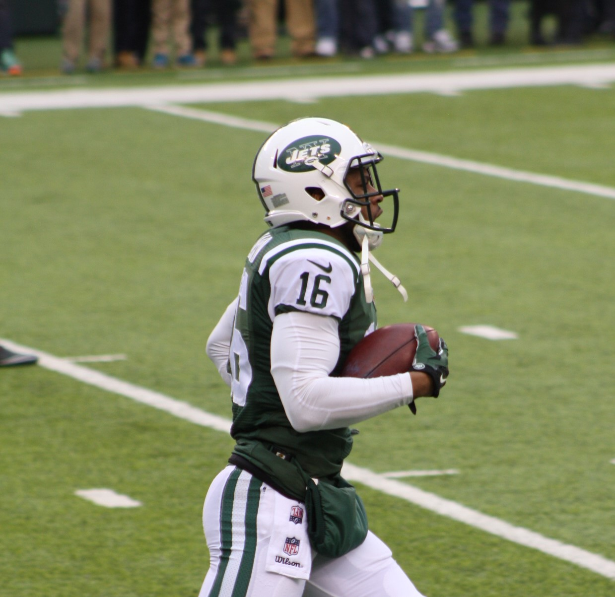 Jets Should Work to Retain Harvin