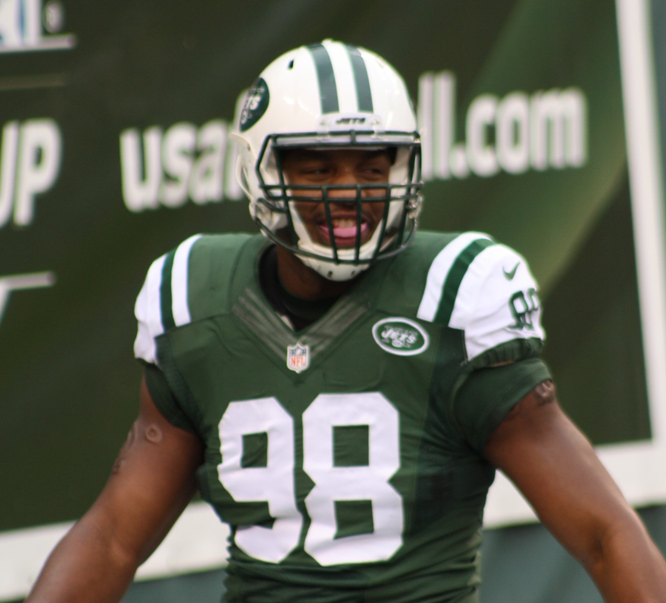 Jets to Pick up Coples' Option